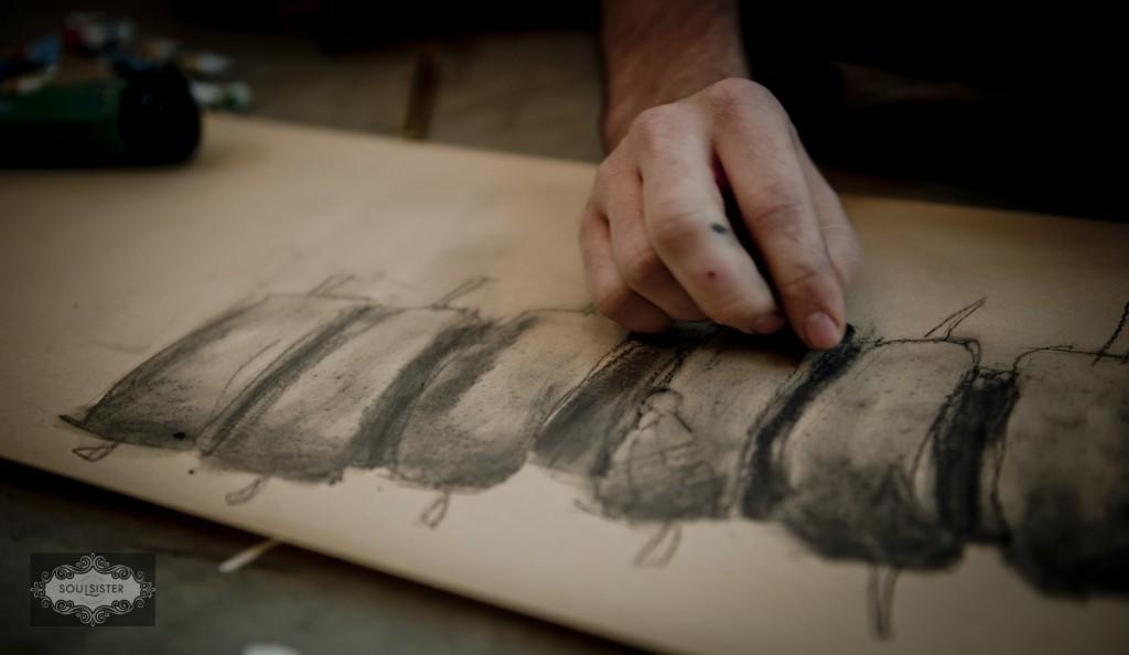 Artist Tristan