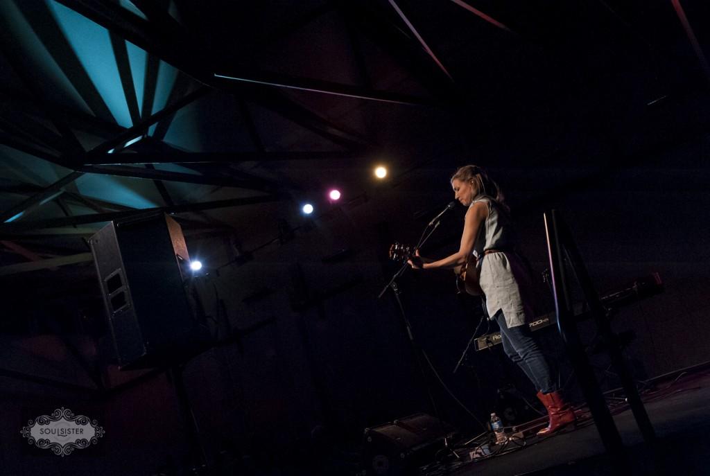 Rachel Sermanni - Festival Hall - April 16th -5399