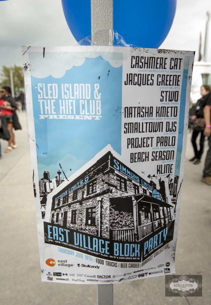 East Village Block Party - Sled Island