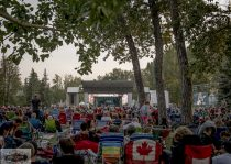 Calgary Folk Music Festival July 2018